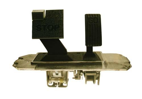 Club Car Precedent Electric 2nd Gen - Accelerator Pedal Assembly (Fits 2009-Up)
