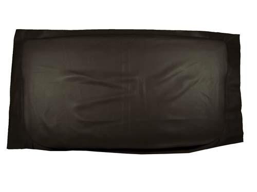 SEAT BOTTOM COVER BLK EZ MAR