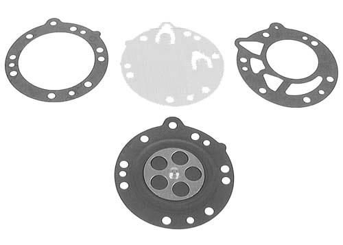 GASKET SET,CARB,CHD 63-81