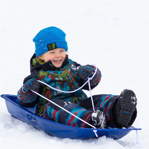 "Snow Kids 33"" Toboggan Sled"