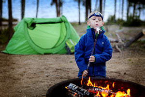 Lucky Bums Kids Quick Camp Tent