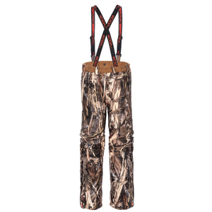 True Timber DRT Water-Resistant Suspender Pants