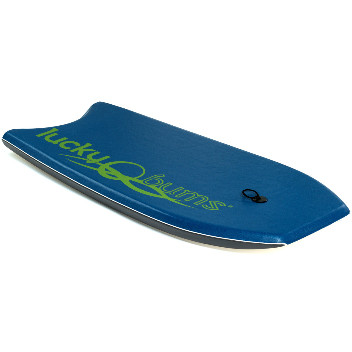 Lucky Bums Body Board for Kids and Adults, Blue
