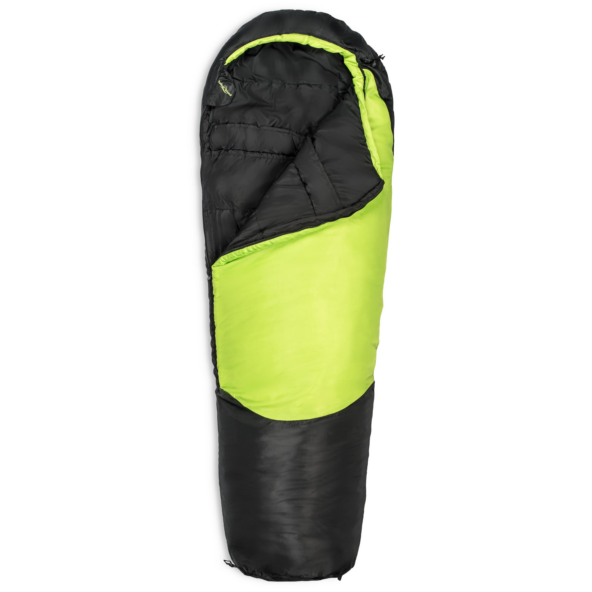 Lucky Bums Youth Serenity II 25F 4C Temperature Rated Mummy Style Sleeping Bag