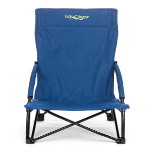 Lucky Bums Low-Profile Folding Beach Chair