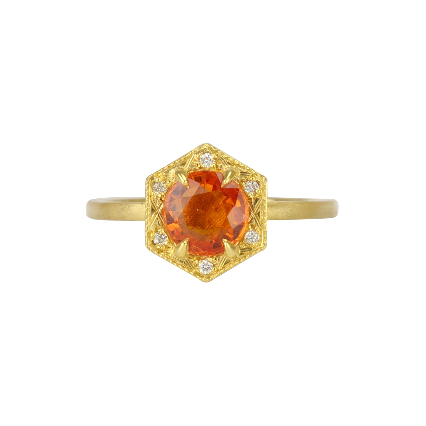 UMA Orange Tourmaline