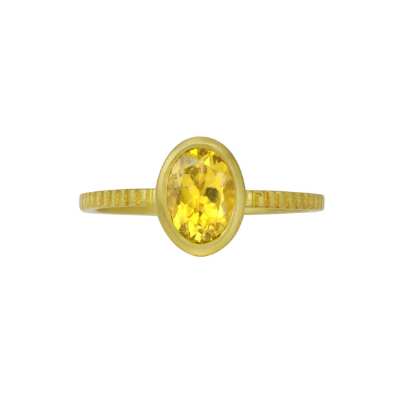 THEA Yellow Tourmaline