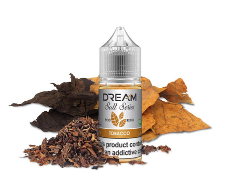 Dream Salt Series Tobacco 18 mg נוזל מילוי