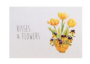 Kisses & Flowers