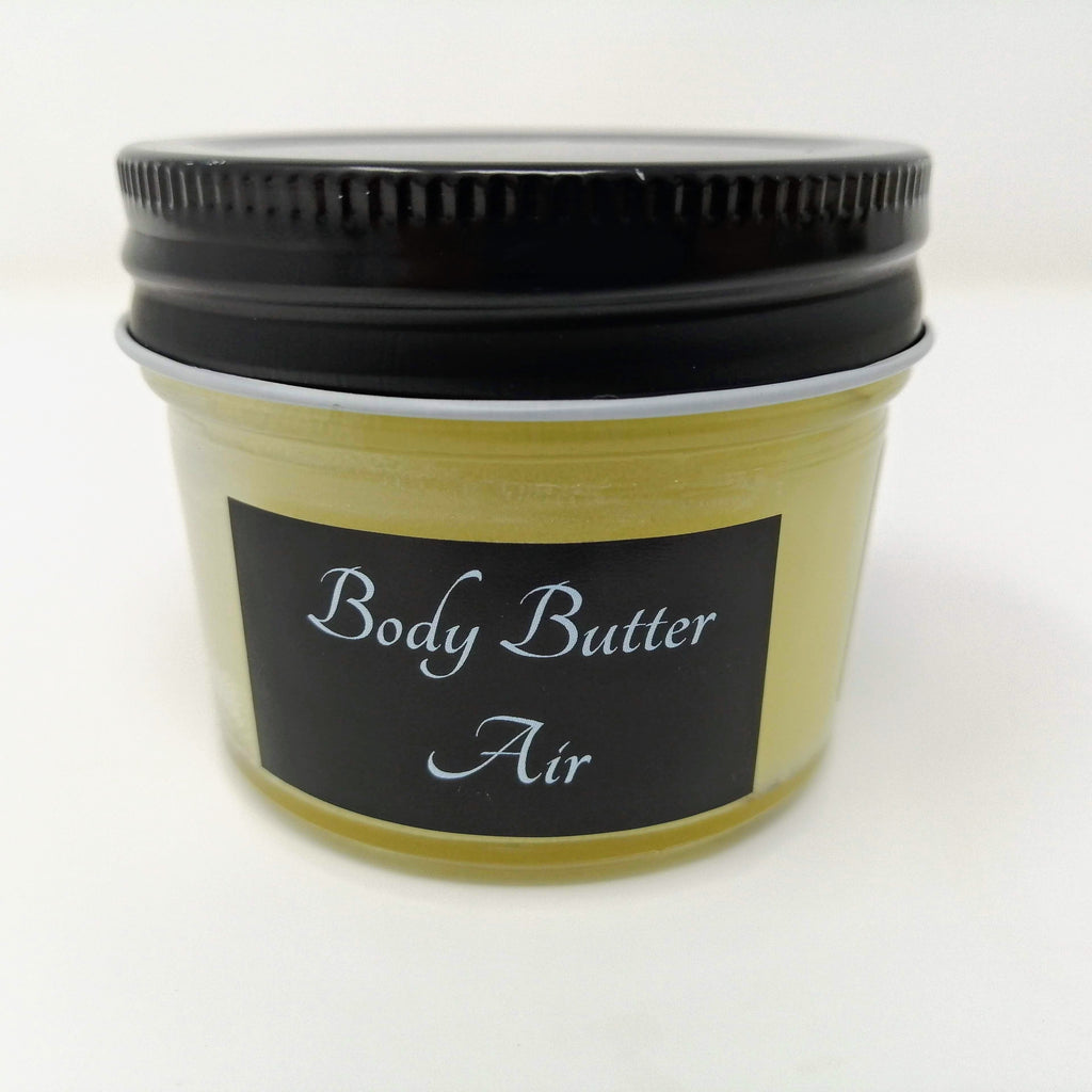 Body Butter AIR with French Lavender & Rosemary (4oz)