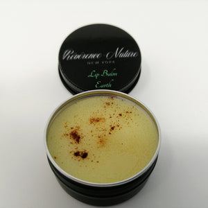 Lip Balm EARTH with Clary Sage & Cinnamon