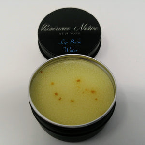 Lip Balm WATER with Sweet Orange & Lemongrass