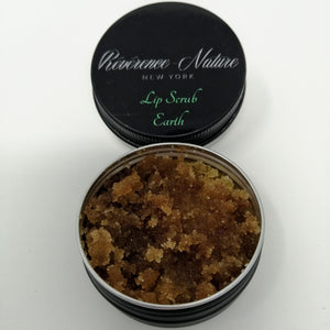 Lip Scrub EARTH with Clary Sage & Cinnamon