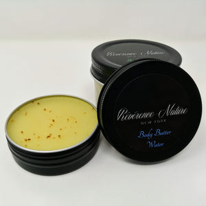 Travel Body Butter WATER with Lemongrass & Sweet Orange (2oz)