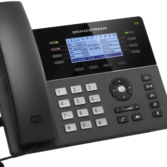 Grandstream GXP1780 - Powerful Mid-range HD IP Phone