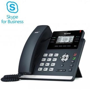 Yealink T41S-SFB SKYPE ONLY! Skype for Business