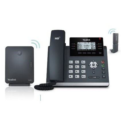 Yealink YEA-W41P DECT Desk Cordless Phone