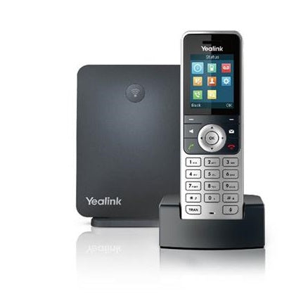 Yealink YEA-W53P IP DECT Phone bundle W53H w/ W60 base
