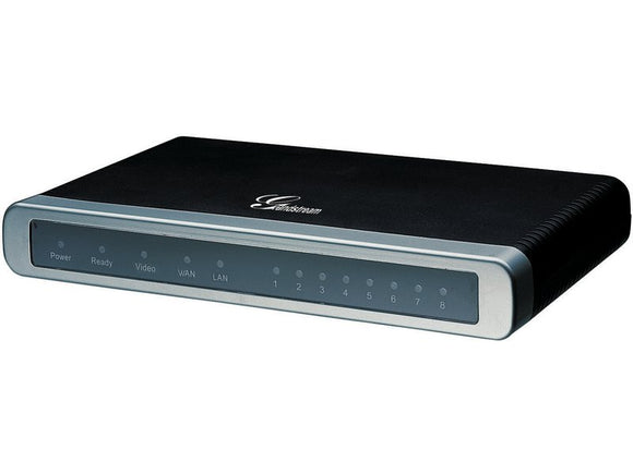 Grandstream GXW4104 Analog FXO IP Gateway - 4 Port
