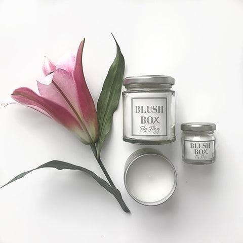 Fig Fizz 45ml Sample Candle Jar