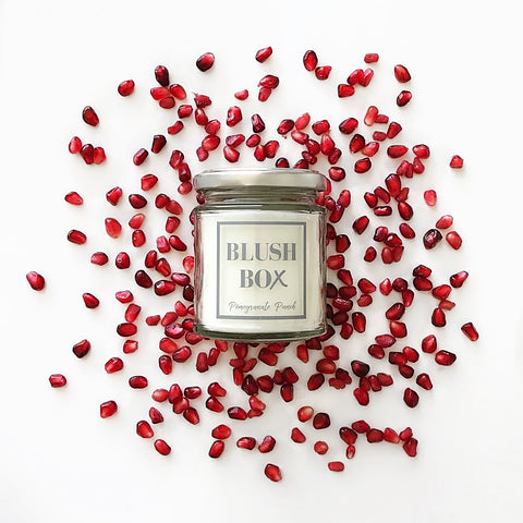 Pomegranate Punch 190ml Candle Jar