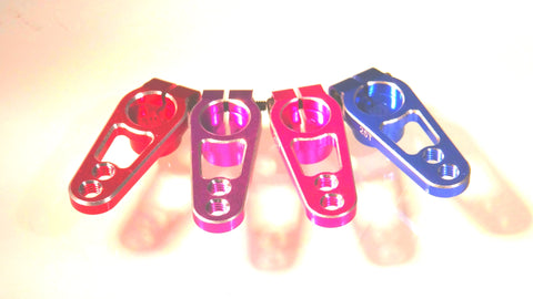 Servo Horn CNC Aluminum 25t assorted colors