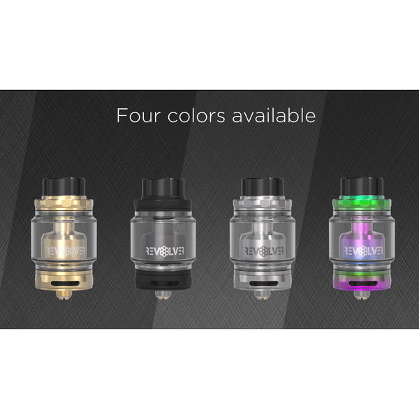 Vandy Vape Revolver RTA - Seattle Vape Wholesale