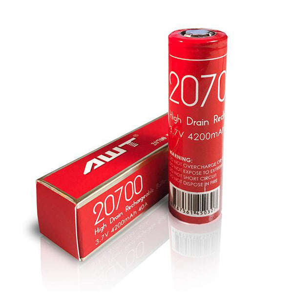 AWT Battery 20700 2/pk - Seattle Vape Wholesale