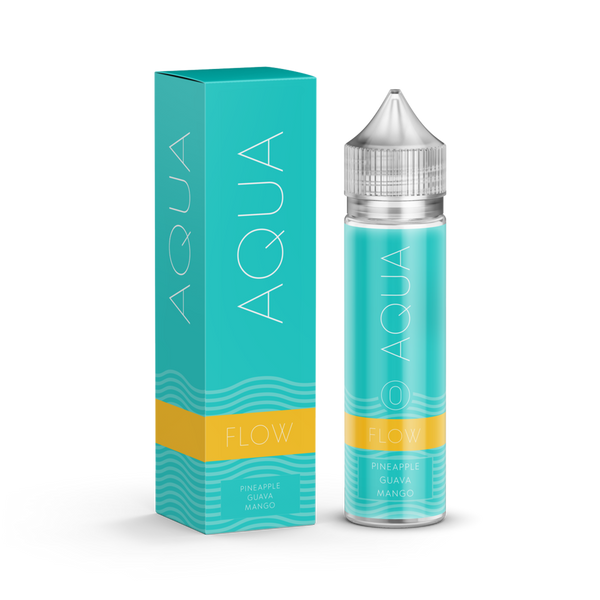 Aqua Flow - Seattle Vape Wholesale