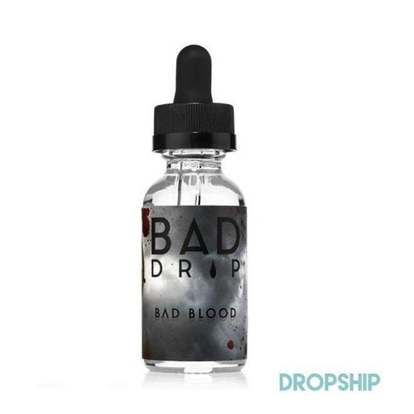 BAD DRIP - BAD BLOOD 60ML - Seattle Vape Wholesale