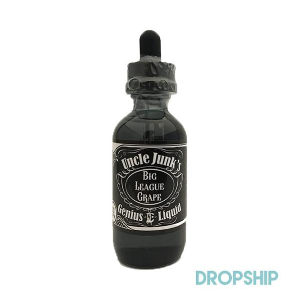UNCLE JUNKS - BIG LEAGUE GRAPE - Seattle Vape Wholesale