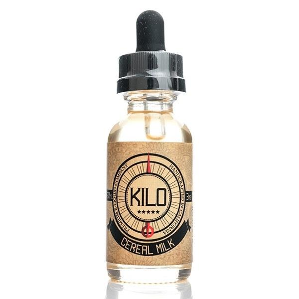 KILO - CEREAL MILK - Seattle Vape Wholesale