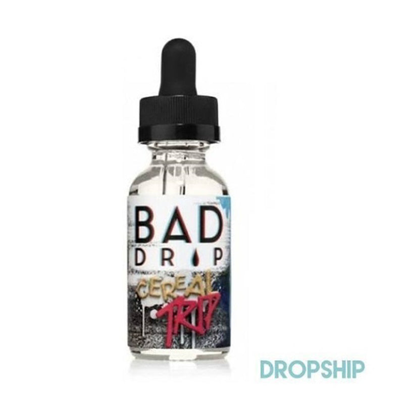 BAD DRIP - CEREAL TRIP - Seattle Vape Wholesale