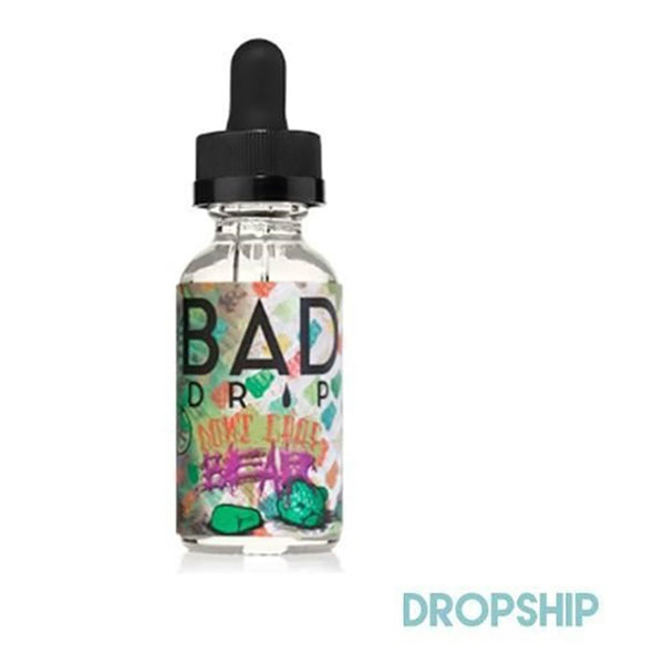 BAD DRIP - DON'T CARE BEAR - Seattle Vape Wholesale