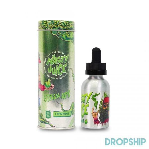 NASTY JUICE - GREEN APE - Seattle Vape Wholesale