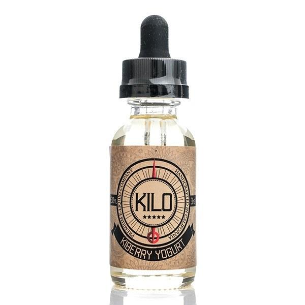 KILO - KIBERRY YOGURT - Seattle Vape Wholesale