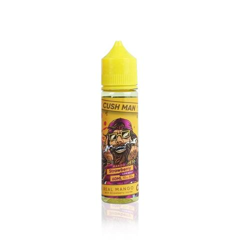 Mango Strawberry - Nasty Cush Man Series E Liquid - Seattle Vape Wholesale