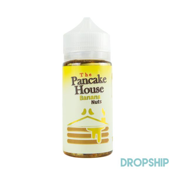 THE PANCAKE HOUSE - BANANA NUTS - Seattle Vape Wholesale