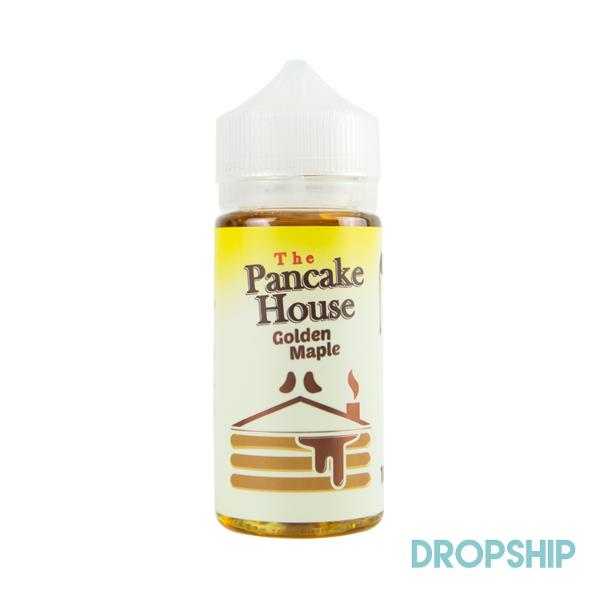 THE PANCAKE HOUSE - GOLDEN MAPLE - Seattle Vape Wholesale