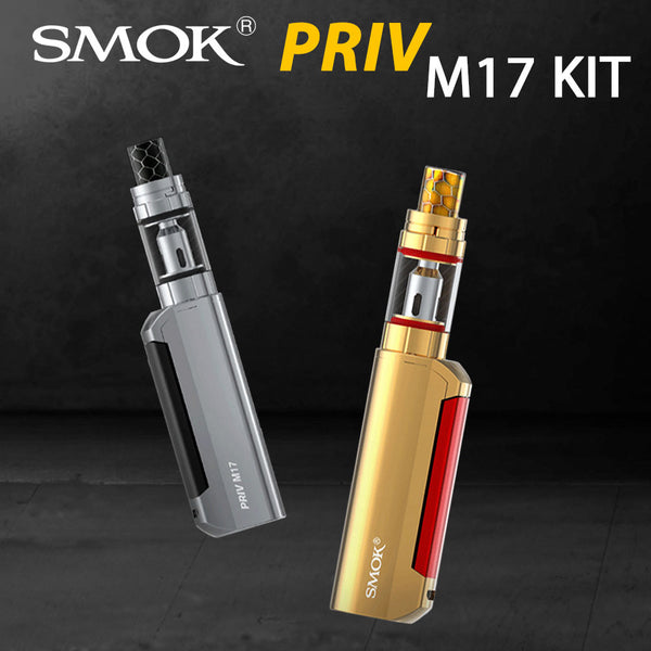 SMOK Priv M17 All-in-One Starter Kit - Seattle Vape Wholesale