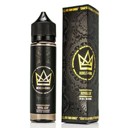 Rebels & Kings - Royal Leaf - Seattle Vape Wholesale