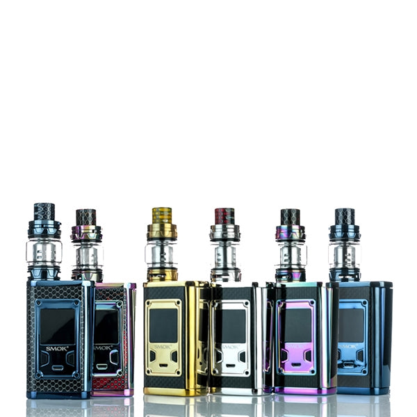 SMOK MAJESTY LUXE EDITION & TFV12 PRINCE FULL KIT - Seattle Vape Wholesale