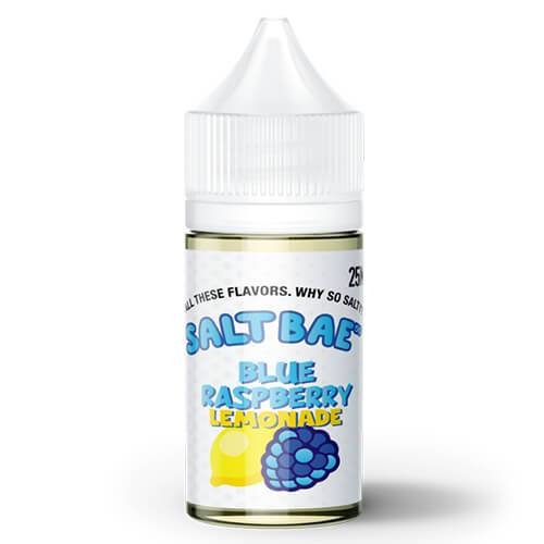Salt Bae - Blue Raspberry Lemonade 25mg, 50mg - Seattle Vape Wholesale