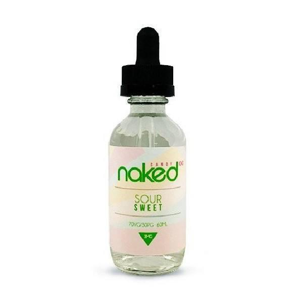 NAKED100 - SOUR SWEET - Seattle Vape Wholesale