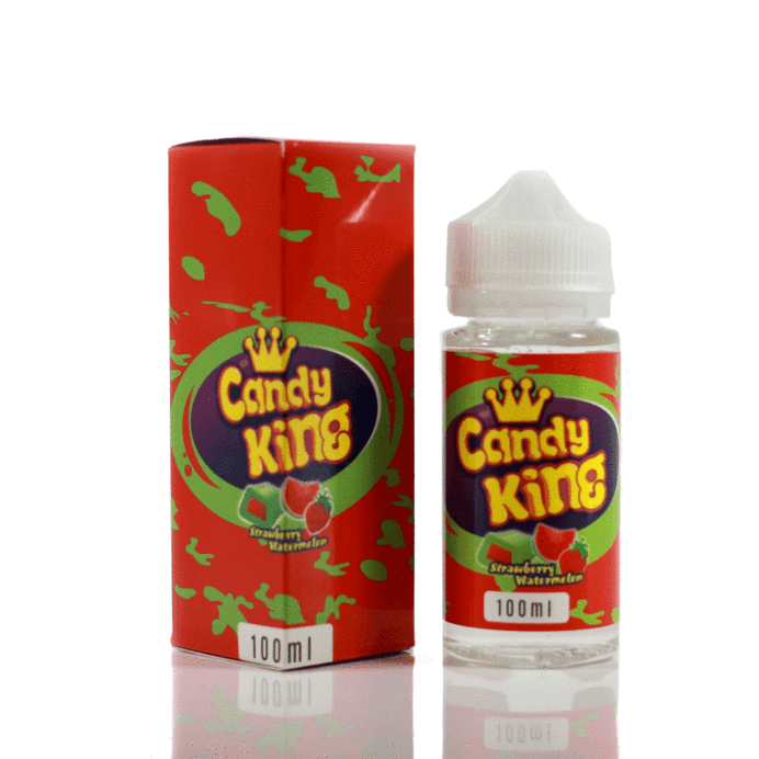 CANDY KING - STRAWBERRY WATERMELON - Seattle Vape Wholesale