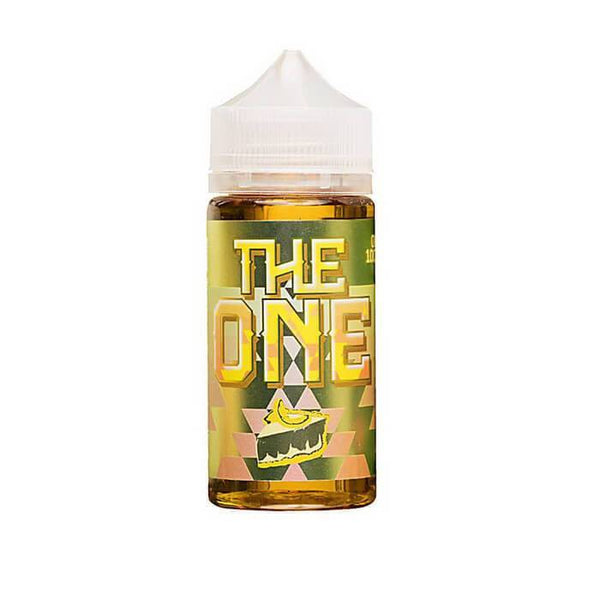 The One - Lemon Crumble Cake 100ML - Seattle Vape Wholesale