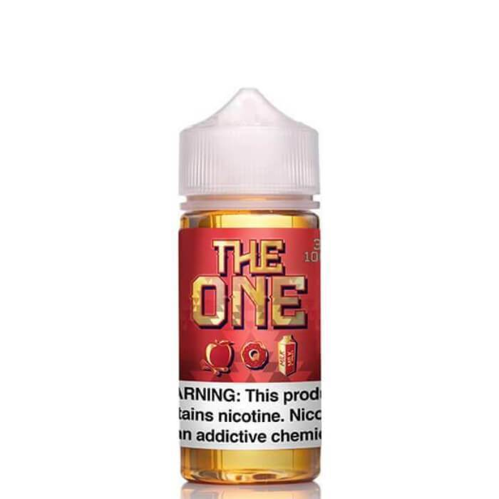 The One - Apple Cinnamon Donut 100ML - Seattle Vape Wholesale