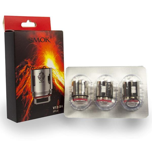 SMOKTECH TFV12 COIL X4 (3/PACK) - Seattle Vape Wholesale