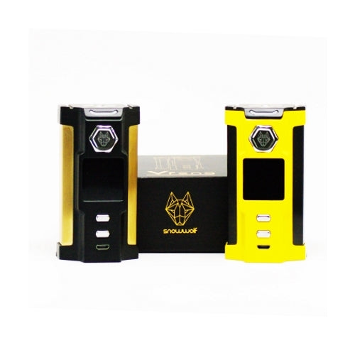 SNOWWOLF VFENG 230W TC BOX MOD - Seattle Vape Wholesale