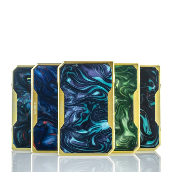 VOOPOO Gold Drag Resin 157W TC Box MOD 49 - Seattle Vape Wholesale
